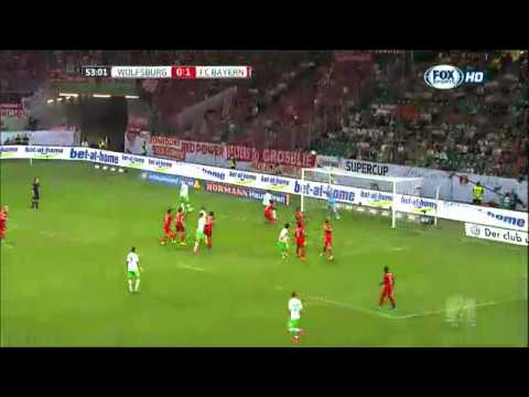 [Supercoppa di Germania] Wolfsburg vs Bayern Monaco 6-5 dcr - 1/08/2015