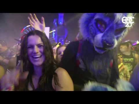Doctor P b2b FuntCase b2b Cookie Monsta @ EDC Las Vegas 2016