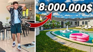 Unsere Villa in den Hollywood Hills (japp, wir haben übertrieben) | Daily Vlogs LA #4