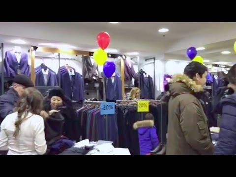Закртытая распродажа магазина одежды Шайхы Гульнара