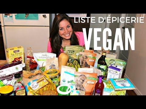 Produits d'épicerie | VEGAN