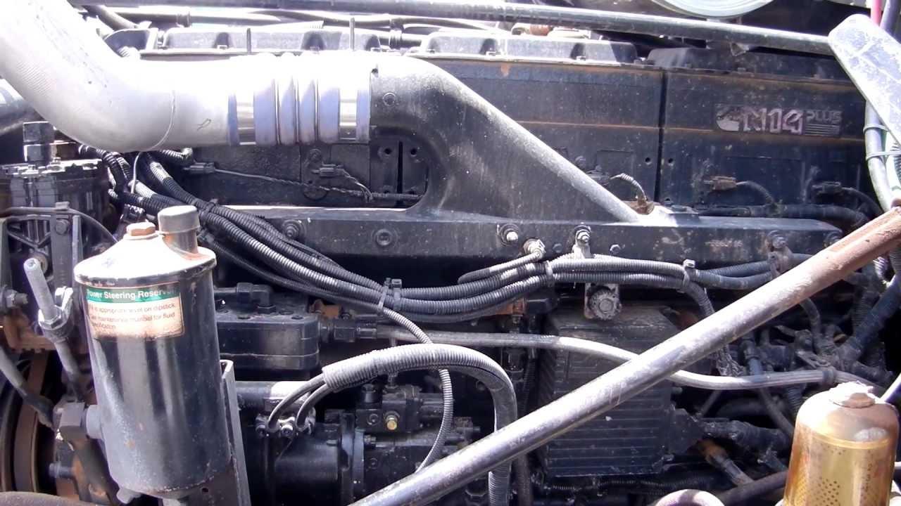 m11 engine diagram diesel    engine    start cummins n14 plus 370 435hp youtube  diesel    engine    start cummins n14 plus 370 435hp youtube