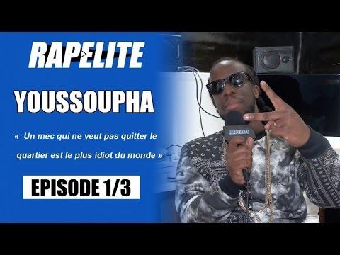 Youssoupha : « Un mec qui ne veut pas quitter le quartier est le plus idiot du monde »