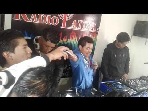 Payaso Dj Rmx-Radio Latina 90.1