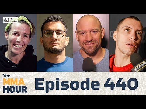 The MMA Hour: Episode 440 Mousasi, Jimmy Smith, Leslie Smith, Vick, More