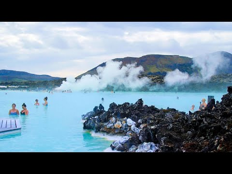 iceland blue lagoon youtube
