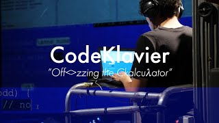 CodeKlavier - Offzzing the Ckalculator