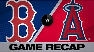Betts' go-ahead HR in 15th lifts Red Sox past Halos | Red Sox-Angels Game Highlights 8/30/19
