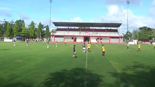 Gold Fields State U15s v Paradise Football Academy (Bali) Pt1