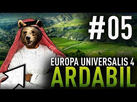 Europa Universalis IV IRONMAN: Ardabil #5 Do Odważnych Świat Należy!