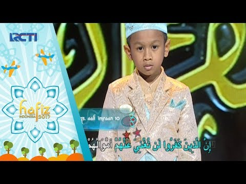 HAFIZ INDONESIA - Wisuda Akbar Part III [21 Juni 2017]