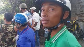 Một tai nạn giao thông thương tâm tại Hà Tiên KG