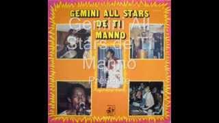 Gemini All Stars de Ti Manno   Mariage d'intérêts