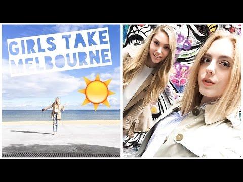 Girls Trip to MELBOURNE // VLOG ♥ stephaniemaii ♥