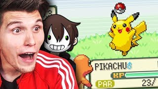 Paluten & GermanLetsPlay fangen ein Pikachu ☆ Pokemon #02
