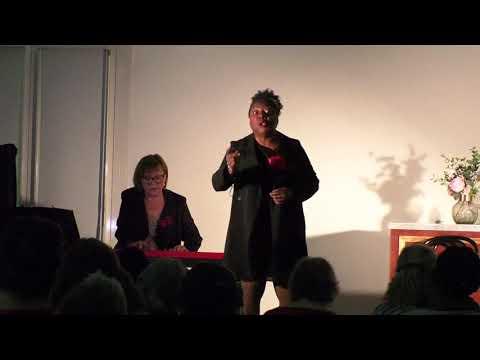 """""""Adieu Paris""""  Berthe Sylvia  reprise par Sylvie Troux"""