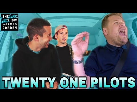 TWENTY ONE PILOTS Carpool Karaoke.