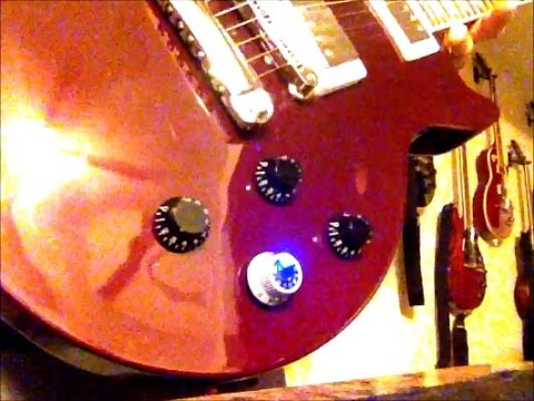 Gibson Robot guitar 2nd gen les paul review