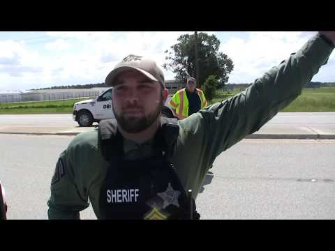 Putnam County Deputy fixes problem FHP created