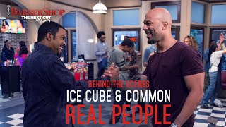 """BTS: The Making of Ice Cube & Common's """"Real People"""" Music Video 