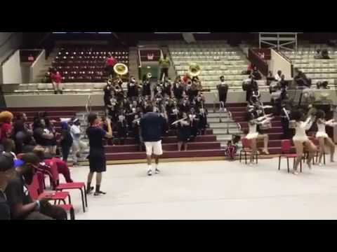 Bertie high school band 2017 spirit mix