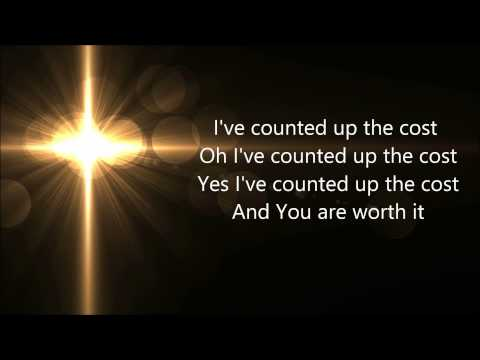 The Cost by Rend Collective Experiment with lyrics