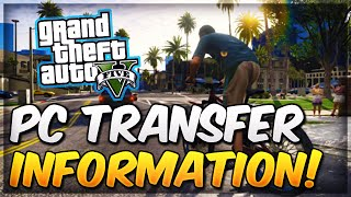 GTA 5 Online PC Transfer Info - Transferring From Consoles to PC, Shark Cards & More!