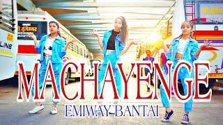 Machayenge emiway bantai dance cover choreography Deepak wadhe