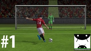 FIFA Mobile Soccer Android GamePlay #1 [By ELECTRONIC ARTS] (FIFA 17 Android)