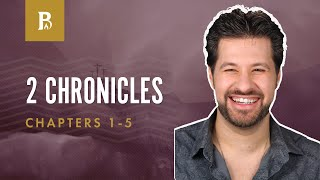 Constructing the Temple | 2 Chronicles 1-5 screenshot 4