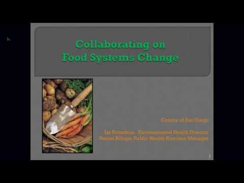 Collaborating for a Healthy San Diego Food System - EH Call 6