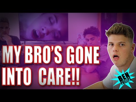 Thumbnail: MY BRO'S BEEN TAKEN INTO CARE! **PRANK!**