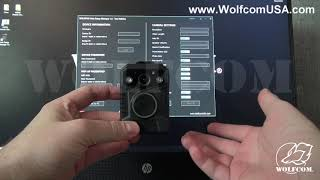 How to Setup Record After Startup on the WOLFCOM Halo Police Body Camera