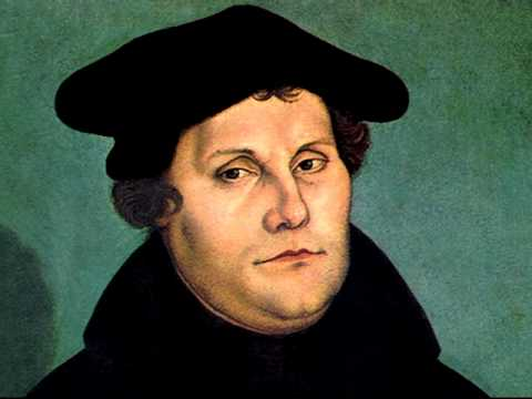 On christian liberty martin luther