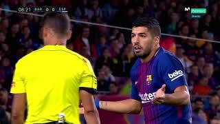 Barcelona vs Espanyol Partido Completo Jornada 3 Liga 2017-2018