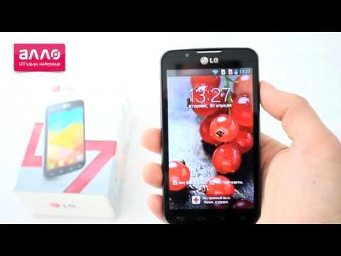 LG Optimus L7 Dual P715