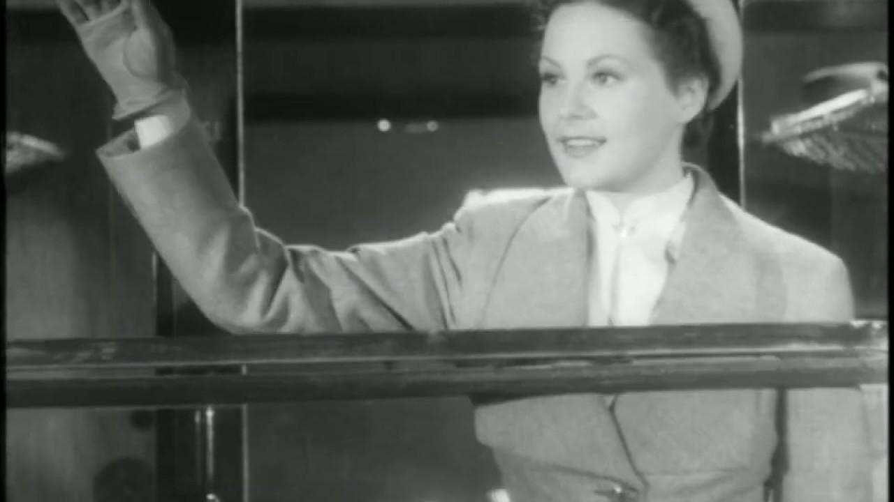 24 timer (1951) - Undskyld, har frøkenen tabt sin kam?