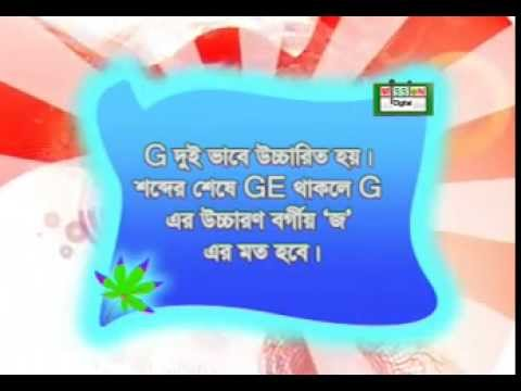 Spoken English.Bangla Tutorial Part-1