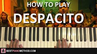 Baixar HOW TO PLAY - Luis Fonsi - Despacito ft. Daddy Yankee (Piano Tutorial Lesson)