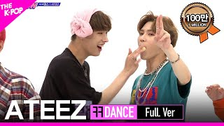 ATEEZ, ㅋㅋ DANCE(KK DANCE) Full Version [THE SHOW 190625]