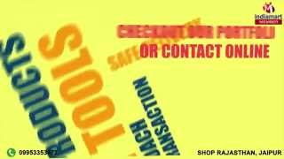 Bridal Sarees, Net Sarees, Kurtis, Single & Double Bed Sheet By Shop Rajasthan, Jaipur
