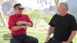 Sam Fogarino of Interpol Interview at Coachella 2015