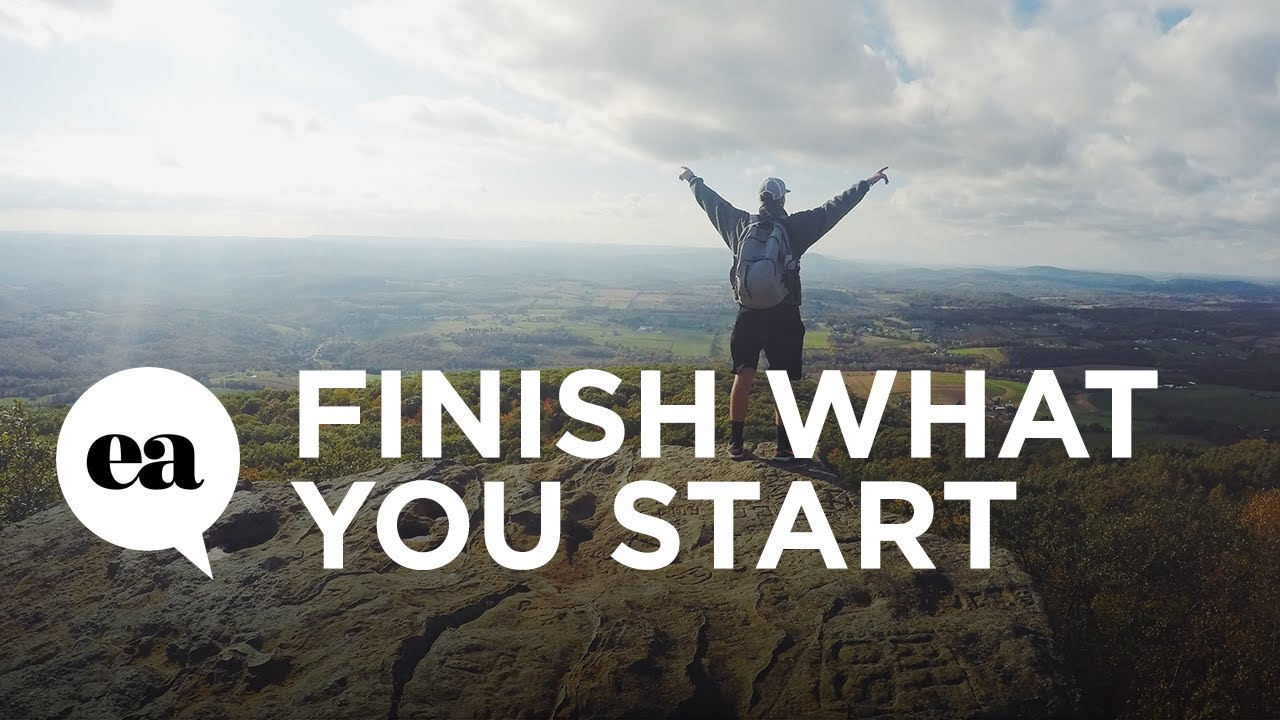 Finish What You Start | Joyce Meyer