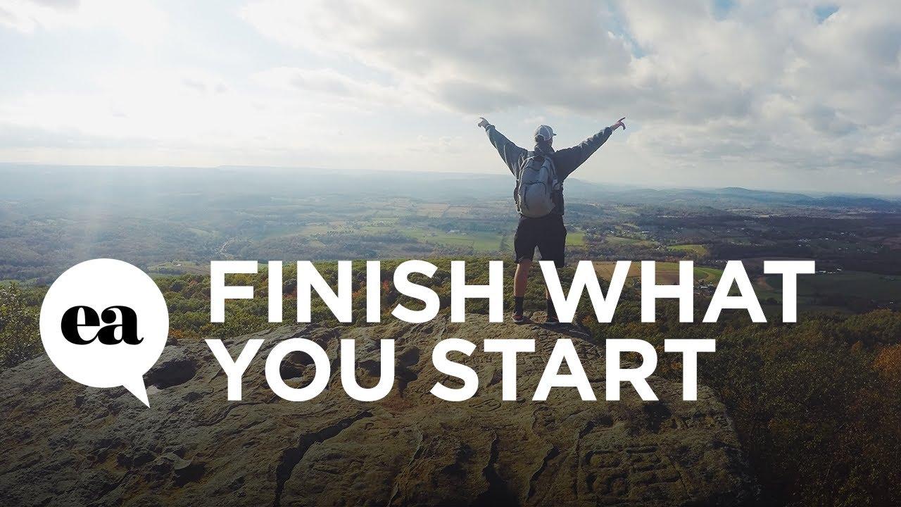 Finish What You Start | Joyce Meyer
