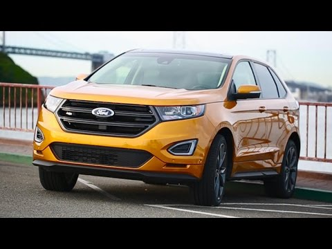 2016 Ford Edge Sport: Steering like you've never seen (On Cars, Episode 86)
