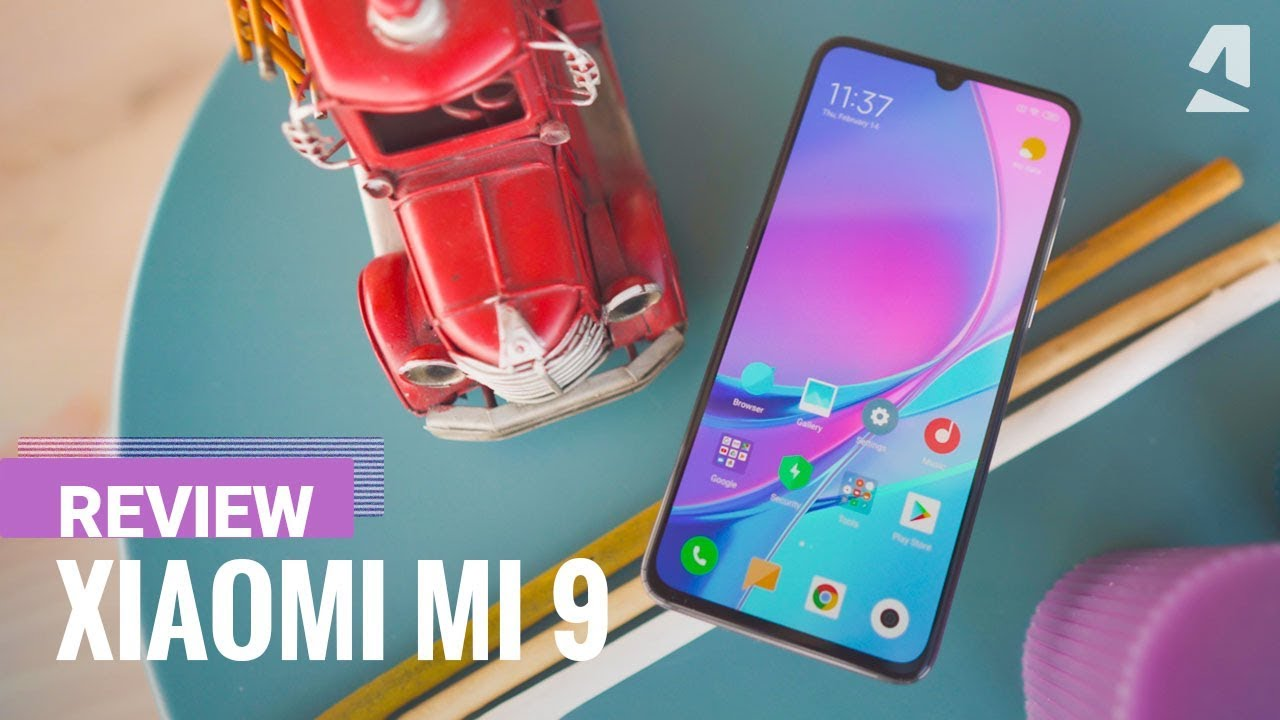 Xiaomi Mi 9 review - GSMArena com tests