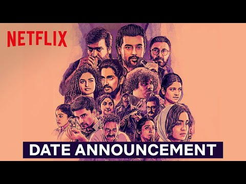 Navarasa   Date Announcement   Mani Ratnam, Jayendra   Netflix India