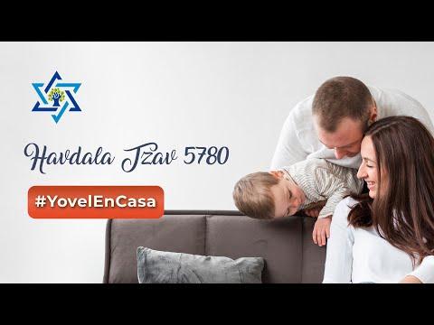 Havdala Tzav 5780