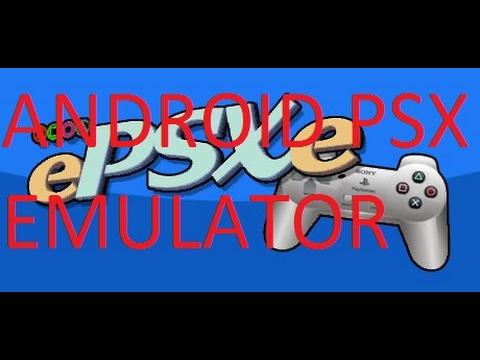 Install PSX Emulator On Android (ePSXe Free Installer)