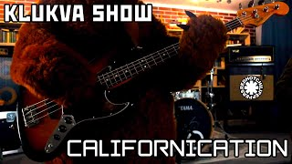 Red Hot chili peppers - Californication (Klukva Show Russian Cover)